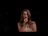 Lana Del Rey Born To Die (Live @ Mulberry dinner at Chateau Marmont)