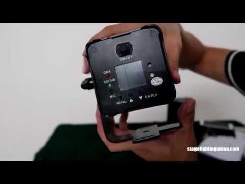 Battery wireless up light 2 | Freedom Par | Dj Gear | Event lighting