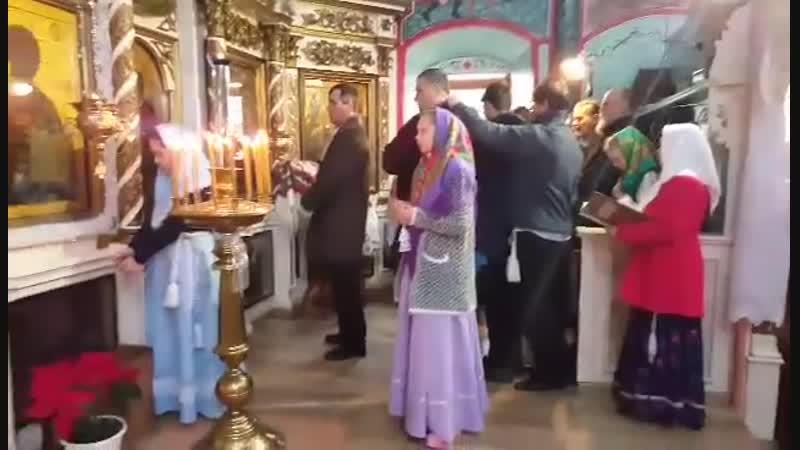 Антифоны на Богоявление (Румыния)