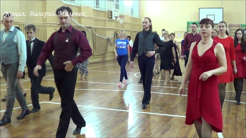 Танцуем ТАНГО в школе танца! Music! Dance! Tango!
