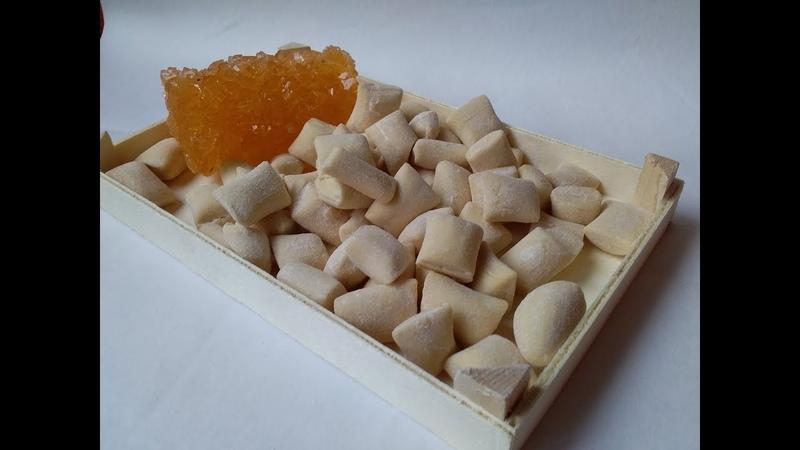 Домашние конфеты парварда Тайёр кардани канд дар хона