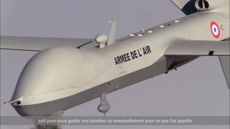 [Barkhane] Chasseurs et drones : un binôme complémentaire