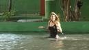 Havana floods as large waves crash over sea wall