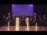 Закрытие концерта Отчётный концерт школы танцев Alexis Dance Studio