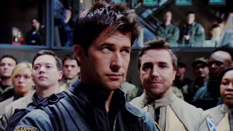 Stargate Atlantis - John Sheppard Tribute *Sour Cherry*