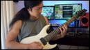 The Odious Construct - Paroxysm (Guitar Playthrough)