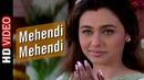 Mehandi Mehandi Chori Chori Chupke Chupke 2001 Song Salman Khan Rani Mukherjee Preity Zinta