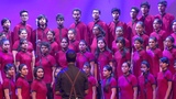 Christ University Choir performs TOTO`S Africa at Sound Curry 2016