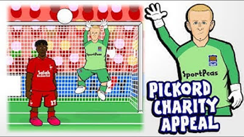 🧤PICKFORD CHARITY APPEAL🧤 (Liverpool vs Everton 1-0 Howler Origi Goal 2018)
