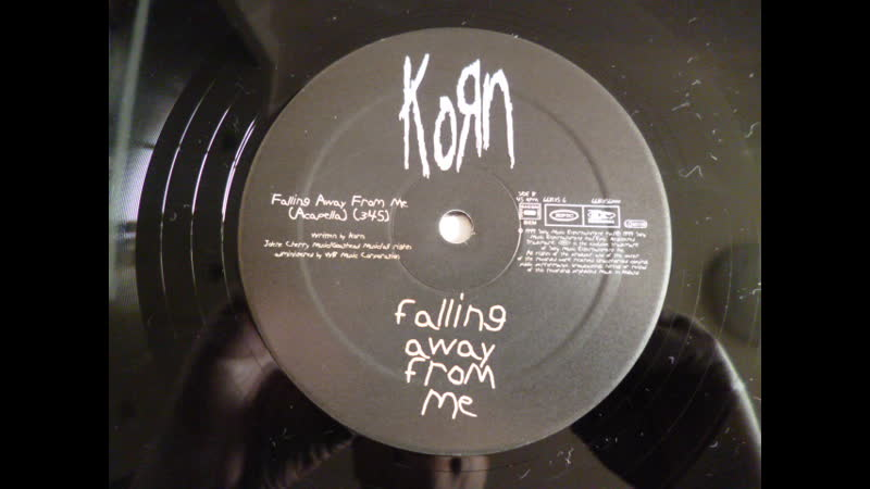 Korn Falling Away from Me 1999