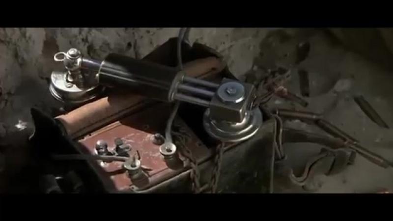 Галлиполи - финальная сцена