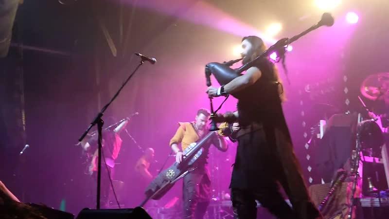Corvus Corax - Venus Vina Musica (live Moscow 2019)