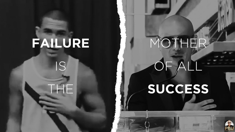 """""""Failure Is The Mother Of All Success"""" 