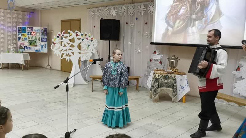 Летят утки, припевки из репертуара Марии Мордасовой