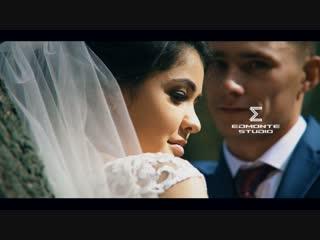 Анатолий и Юлия (Свадебный клип) Edmonte Studio