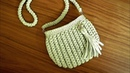 Bolsa Clutch De Crochê Com Fio de Malha Tutorial de Crochê Modelo Clutch T Shirt Yarn Bag