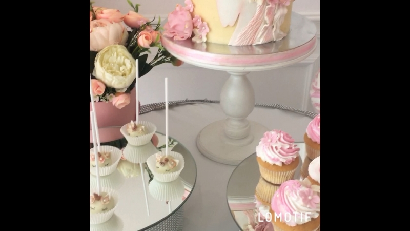 Rose Gold B-Day party