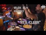 Alek Fly project - It's Clear (live in Kalinin bar)