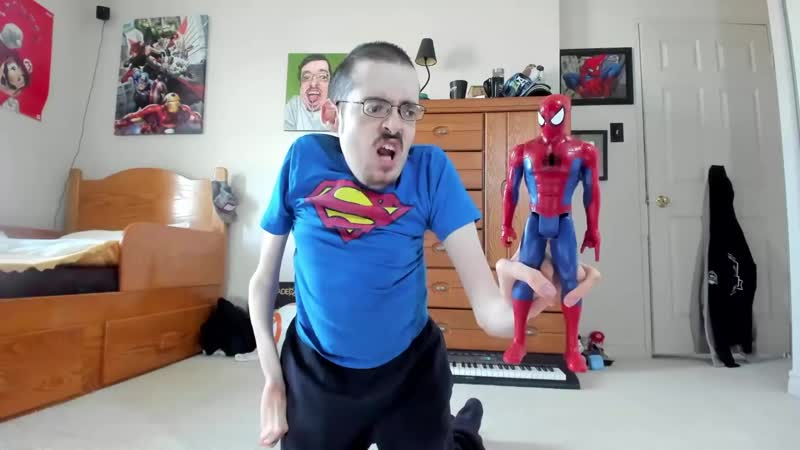 SPIDER-MAN SUCKS 🕷️ - Ricky Berwick.mp4