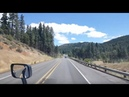 BigRigTravels US 97 North Biggs Junction, Oregon to Granger, WA-July 10, 2018