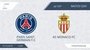 Paris Saint-Germain F.C 2:4 AS Monaco FC, 24 тур (Фр)