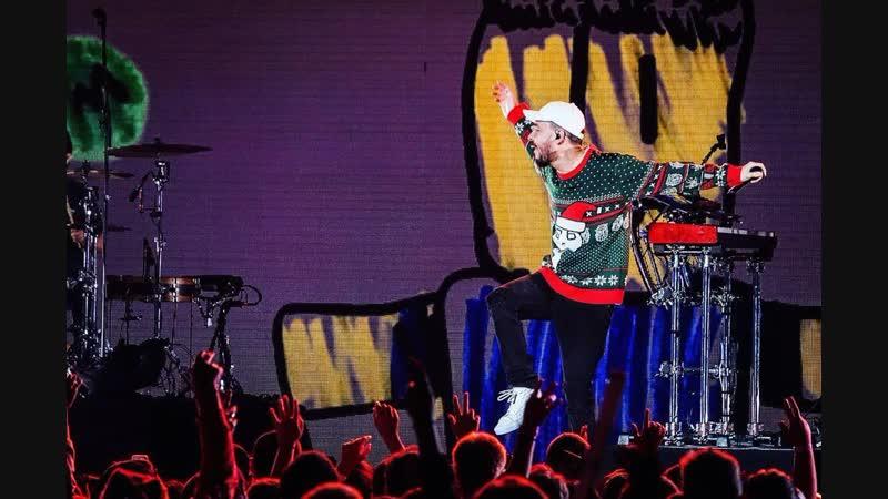 Mike Shinoda KROQ Almost Acoustic X Mas 10 12 2018
