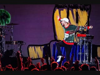 Mike Shinoda - KROQ Almost Acoustic X-Mas
