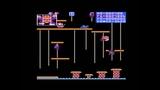 Donkey Kong Junior for the Atari 8-bit family