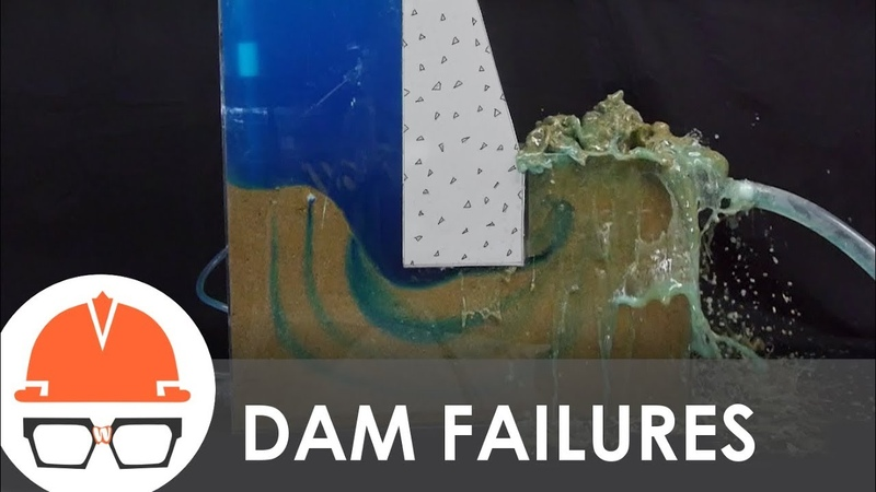 How Quicksand Causes Dam Failures