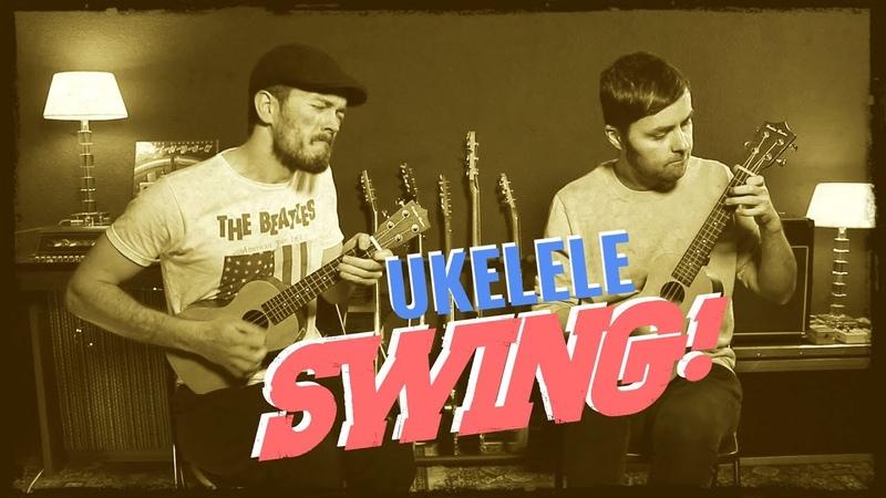 Ukelele Swing Jazz Fácil - Clásicos del Jazz con Ukelele