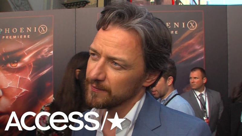 James McAvoy Reveals Dark Phoenix Cast Has A Group Chat We Textually Harass Each Other Often