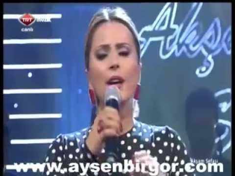 ♫♪ Ayşen Birgör-Kal benim için (Bir ayrılık şarkısı) ♫♪