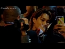 Kai 카이 - Kim Jong-in from EXO - Exit from Gucci fashion show in Paris - 24.09.2018