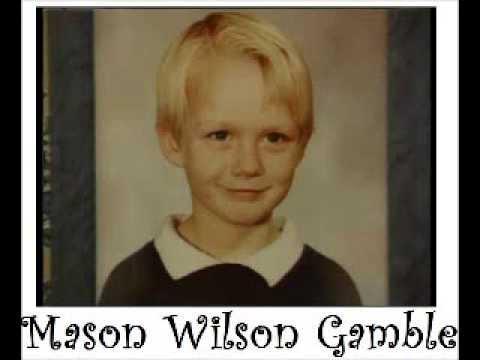 Happy Birthday Mason Gamble 28