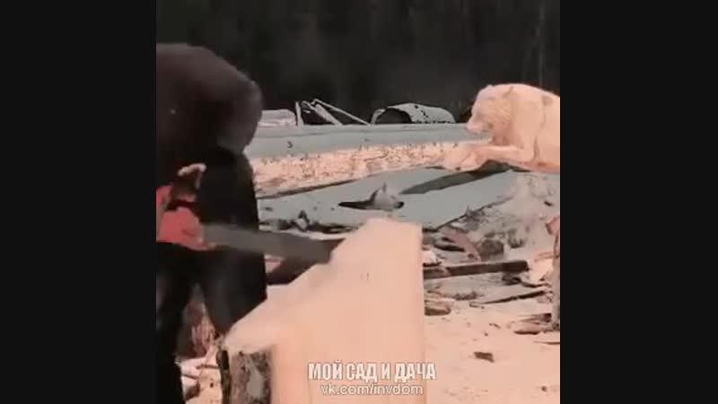 Скамья ручной работы