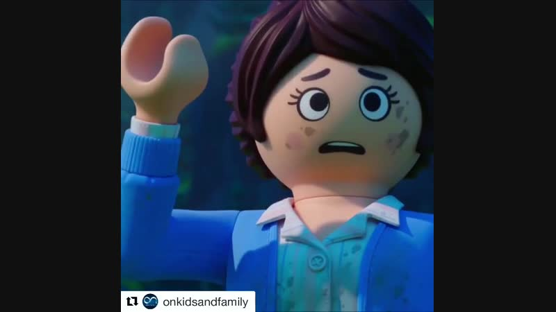 ⚡️🦖EPIC🦖⚡️ So um... this isn't exciting. AT ALL. The first teaser of playmobil is out! Give the full one a watch! Total dream co