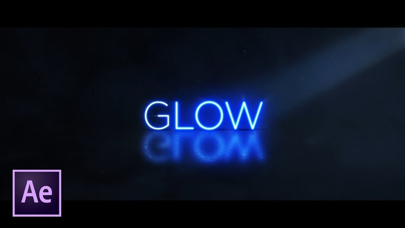 3 Cinematic Glow Techniques For Titles and Intros | After Effects Tutorial