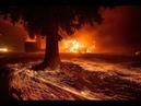 Пылающая Калифорния как крупнейший пожар в истории штата оставил тысячи людей без дома