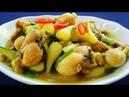 Món Ăn Ngon - ẾCH XÀO CỦ KIỆU đơn điệu ngon vi diệu