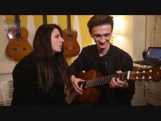 Вокал и гитара (педагог Рита)