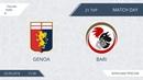 AFL18. Italy. Serie B. Day 21. Genoa - Bari