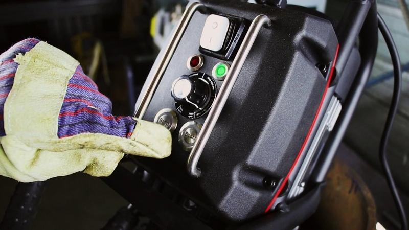 Фаскосниматель EUROBOOR B60S - снятие фаски на листовом металле