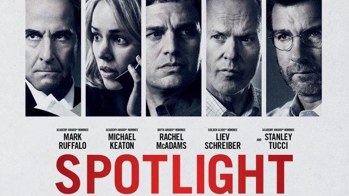 Spotlight - Segredos Revelados (2015)