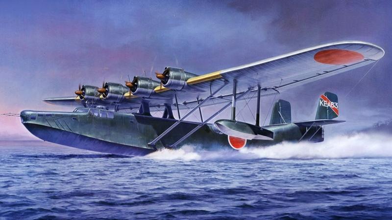 Воздушные бои-8 Гибель Японского флота