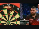 2018 Players Championship Finals Round 1 M.Smith vs van der Voort