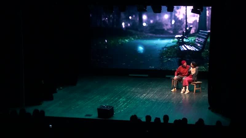 Dancehall duo. Роман Масычев и Анастасия Рябикина. Отчетный концерт Dance studio New Beat 2018.
