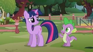 My Little Pony: FiM   Сезон 3, серия 5 — Magic Duel [HD] [русские субтитры]