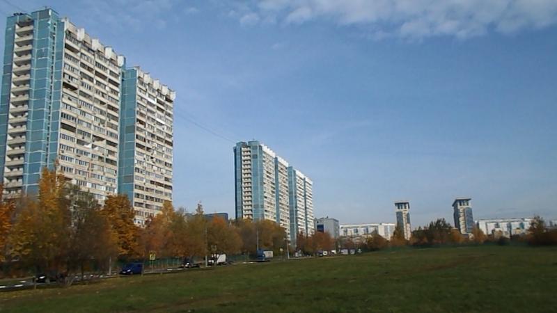 Москва Калужско Рижская ветка