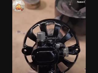 Восстановил вентилятор - vk.com/tricks_lf