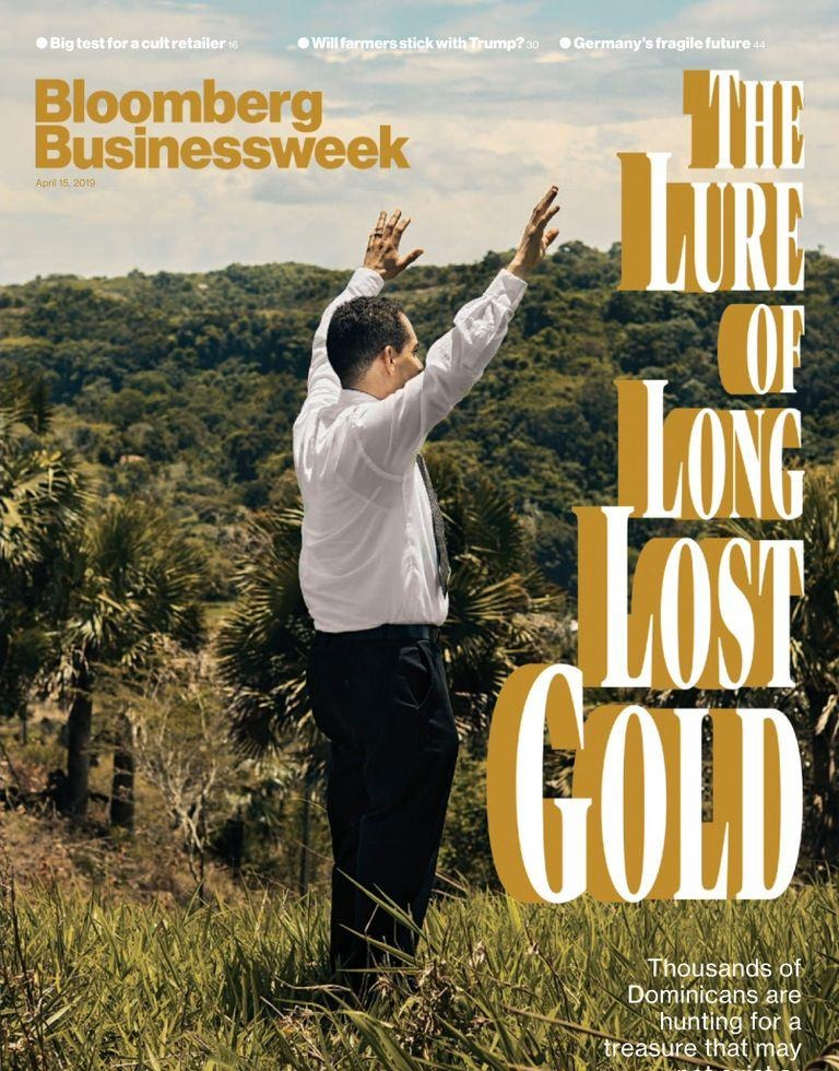 Bloomberg Businessweek USA - April 15, 2019